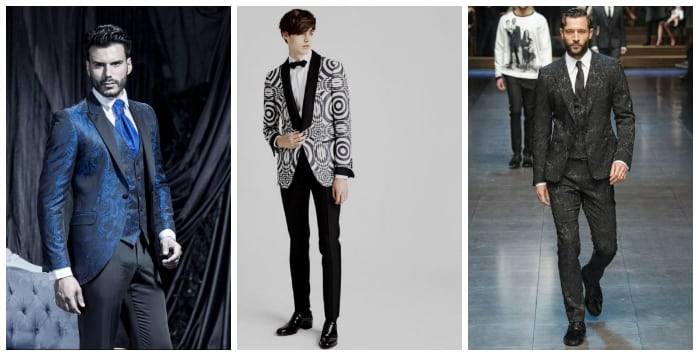 Fot.: ramonsanjurjo.es, Tom Ford Fall 2015 i Dolce and Gabbana Fall 2015: socialandpersonalweddings.ie