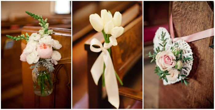 Fot. za: stylemepretty.com, weddingsromantique.com, bridalmusings.com